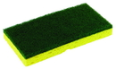 Disco 3.43 Inch X 6.25 Inch Medium Duty Scrubber-N-Sponge 5 Per Pack - 8 Per Case