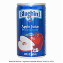 Bluebird From Concentrate Shelf Stable Apple Juice