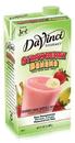 Davinci Gourmet Strawberry Banana Smoothie Mix 64 Ounces Per Carton - 6 Per Case