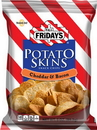 Tgi Friday'S Cheddar Bacon Potato Skins 3 Ounces Per Bag - 6 Per Case