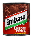 Embasa Chipotle Peppers In Adobo Sauce 26 Ounces - 12 Per Case