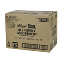 Cereal Assorted Individual 1.02Oz