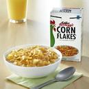 Kellogg'S Corn Flakes Cereal .81 Ounce Per Box - 70 Per Case