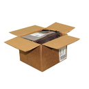 John Ritzenthaler Vinyl Brown Heavy Duty Bib Apron 12 Per Pack - 1 Per Case