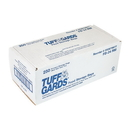 Handgards Tuffgards High Density Roll Puff 18 Inch X 24 Inch Freezer Storage Bag 250 Per Pack - 1 Per Case