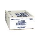 Handgards 6.5X7 Sandwich Bag 200 Per Pack - 10 Packs Per Case