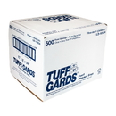Tuff Gards 10 Inch X 8 Inch X 24 Inch 1.2Ml Roll Pack Clear Food Storage Bag 500 Per Pack - 1 Per Case