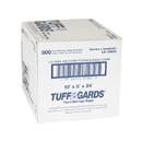 Tuff Gards 10 Inch X 8 Inch X 24 Inch 1.2Ml Roll Pack Clear Food Storage Bag 500 Per Pack - 1 Per Case