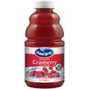 Ocean Spray Cranberry Juice Cocktail 32 Ounces - 12 Per Case