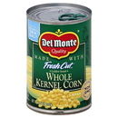 Del Monte Golden Sweet Pull Top Can Whole Kernel Corn 15.25 Ounce Can - 24 Per Case