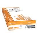Pan Handlers 24 Inch X 17 Inch Half Size Ovenable Roasting Nylon Bag 100 Per Pack - 1 Per Case