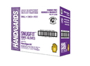 Handgards Snugfit Powder Free Small Vinyl Glove 100 Per Pack - 4 Per Case