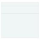 Handgards Tuffgards 10 Inch X 8.5 Inch Large High Density Saddle Deli Bag 2000 Per Pack - 1 Per Case