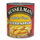 Musselman'S Water Pack Sliced Apples 104 Ounces - 6 Per Case
