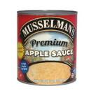 Musselman'S Premium Apple Sauce 108 Ounce Cans - 6 Per Case