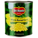Del Monte Golden Sweet Whole Kernel Corn #10 Can - 6 Per Case