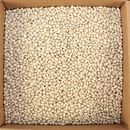 Commodity Navy Pea Beans 20 Pounds Per Pack - 1 Per Case