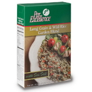 Producers Rice Mill Par Excellence Long & Wild With Garden Blend Seasoned Rice Mix 36 Ounces - 6 Per Case