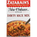 Zatarain'S Dirty Rice Mix 40 Ounce - 8 Per Case