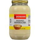 Zatarain'S Horseradish Sauce New Orleans Style 1 Gallon - 4 Per Case