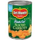 Del Monte Sliced Carrot 14.5 Ounce Can - 24 Per Case