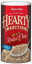 Malt O Meal Hearty Traditions Quick Rolled-Oats 42 Ounces - 12 Per Case