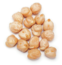 Commodity Garbanzo Beans 20 Pounds Per Pack - 1 Per Case