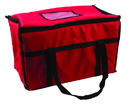 San Jamar 12 Inch X 22 Inch X 12 Inch Red Food Carrier 1 Per Pack
