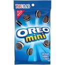 Oreo Big Bag Mini Cookie 3 Ounces Per Bag - 12 Per Case