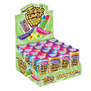 Push Pops Triple Power Push Fruit Flavored Candy 1.2 Ounces - 16 Per Pack - 12 Packs Per Case