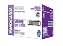 Handgards Snugfit Powder Free Large Vinyl Glove 100 Per Pack - 10 Per Case