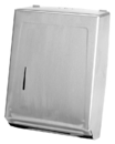 Continental Manufacturing Combo Chrome Towel Cabinet 1 Per Pack