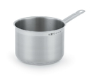 Pan 4 Quart 8 Inch Diameter With Cover 1-1 Each