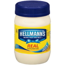 Hellmann'S Plastic Container Mayonnaise 15 Fluid Ounces - 12 Per Case