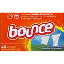 Fabric Softener Bounce Sheet 12-40 Count