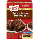 Duncan Hines Chewy Fudge Brownie Mix 5 - 79.7 Oz Boxes