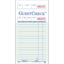 National Checking Guest Check 1 Part Green 17 Line 1-5000 Each