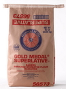 Gold Medal Superlative Bakers Enriched Bromated Bleached Flour 50 Pounds Per Pack - 1 Per Case