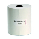 National Checking 7313-230 Register Roll 3.13 X 230' 1 Ply White Thermal 1-50