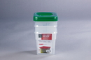 Cambro 4SFSPPSW3190 Container 4 Pack 4Qt Square Translucent 12-1 Each