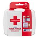 Johnson & Johnson 1008295 Kit Travel Size Johnson & Johnson 8-6-1 Count