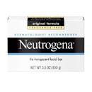 Neutrogena Fragrance Free Transparent Facial Bar 3.5 Ounces - 6 Per Pack - 4 Packs Per Case