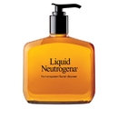 Neutrogena Liquid Neutrogena Fragrance Free Cleansing Formula 8 Ounces Per Bottle - 3 Per Pack - 4 Per Case