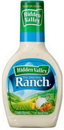 Hidden Valley Ranch Dressing 16 Ounces Per Bottle - 6 Per Case