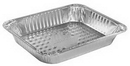 Handi-Foil Half Size Aluminum Steam Table Medium Pan 100 Per Pack - 1 Per Case