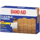 Band-Aid 1 Inch Flexible Fabric All One Size Bandage 100 Per Pack - 12 Per Case