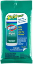 Clorox Bleach Free Fresh Scent Disinfectant Wipes To Go 9 Wipes Per Pack - 24 Per Pack