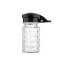 Tablecraft 1.5 Ounce Black Top Salt And Pepper Shaker 24 Per Pack - 1 Per Case