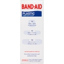 Band Aid 004531 Plastic 30's 4-6-30 Count