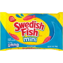 Swedish Fish Red Lay Down Bag Candy 14 Ounces - 12 Per Case